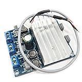HiLetgo TDA7492D Class High Power Verstärker Board AMP BOARD 2* 50W mit Heizkörper