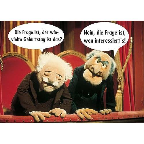 Muppets Waldorf Statler: Amazon.de