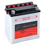 NX - Batteria moto NX Power Start NB10L-A2/YB10L-A2/12N10-3A 12V 11Ah