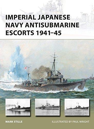 Imperial Japanese Navy Antisubmarine Escorts 1941-45 (New Vanguard) por Mark Stille