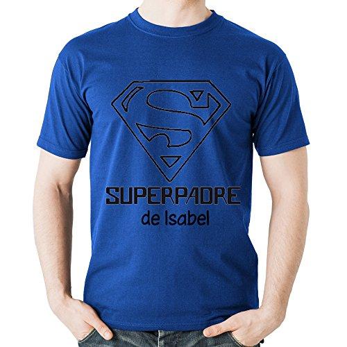 Calledelregalo Camiseta Personalizada 'Superpadre'...