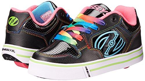 Motion - Black Hot Pink Rainbow Black Pink Rainbow