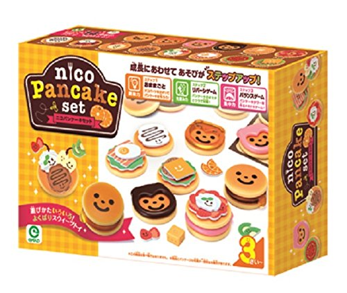 Eyeup Play Is The Step In Accordance With The Niniko Tower Series Growing Up Nico Pancake Set