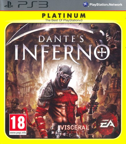 Dantes Inferno Platinum (Dante Videospiel Inferno)