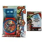Avengers Horloge murale 20 x 92 cm Ga...