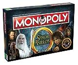 Eleven Force Monopoly El Señor De Los Anillos (63300), Multicolor, Ninguna