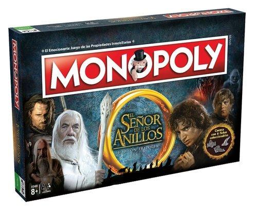 Eleven Force- Monopoly El Señor De Los Anillos 63300