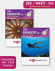 NEET UG / JEE Main Challenger Chemistry Books | Vol 1 and 2 | JEE / NEET 2021 Books for Medical and Engineerin