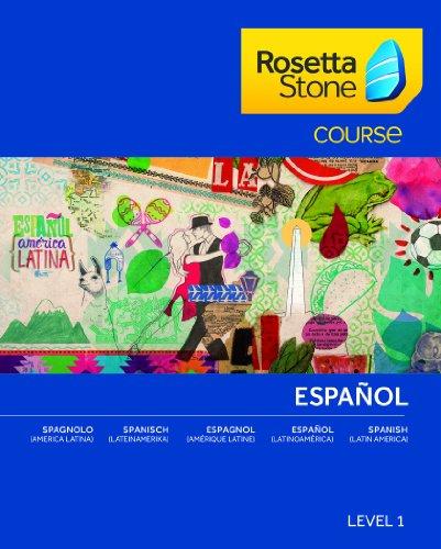 Rosetta Stone Course - Einstiegsniveau Spanisch (Lateinamerika) Level 1 [PC Download]