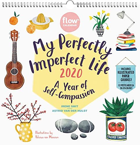 My Perfectly Imperfect Life 2020 Calendar par Workman Publishing