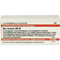 LM NUX VOMICA VI Globuli 5 g preisvergleich bei billige-tabletten.eu