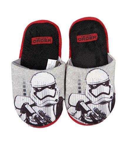Star Wars–Hausschuhe–Jungen Grau