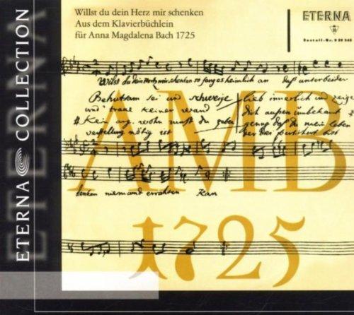 Bach: Klavierbüchlein für Anna...