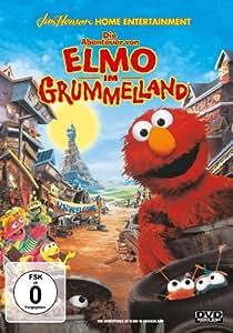 Die Abenteuer von Elmo im Grummelland[NON-US FORMAT, PAL]