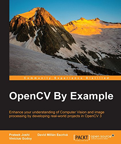 OpenCV By Example (English Edition)