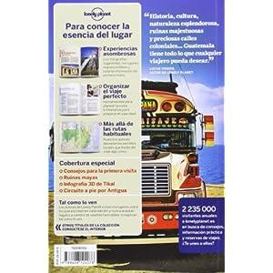 Guatemala 5 (Guías de País Lonely Planet)