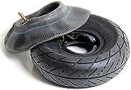 1x Reifen + 1x Schlauch 3.00-4 für Mach1 Benzin & Elektro Sco