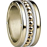 BERING Schmuck Damen Ring Set Kombinationsring Arctic Symphony Collection asc567, Größe:7