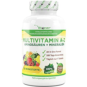 Vit4ever Multivitamin