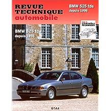 Revue Technique Automobile  N° 594 BMW 525 tds depuis 1996