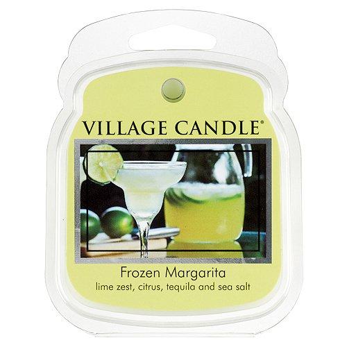 Zitrus-meersalz (Village Candle 106101377 Candle Duftwachstörtchen schmilzt, Gelb)