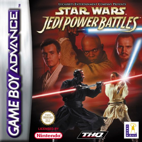 Star Wars Episode 1 - Jedi Power Battles (Episode Game Star 1 Wars Boy)