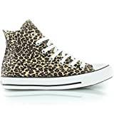 CONVERSE Damen Sneaker Chuck Taylor All Star High braun 38