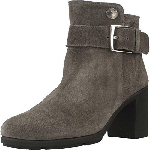 Lumberjack Bottines - Boots, Couleur Gris, Marque, Modã¨Le Bottines - Boots NIVES Gris