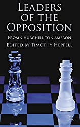 Leaders of the Opposition: From Churchill to Cameron (2012-03-27)