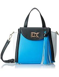 Diana Korr Women's Handbag (Blue) (DK100HBLU)