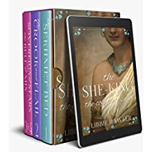 The She-King: The Complete Saga: Four Novels of Ancient Egypt (English Edition)