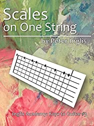 Scales on one String (Inglis Academy: Keys to Guitar Book 3) (English Edition)
