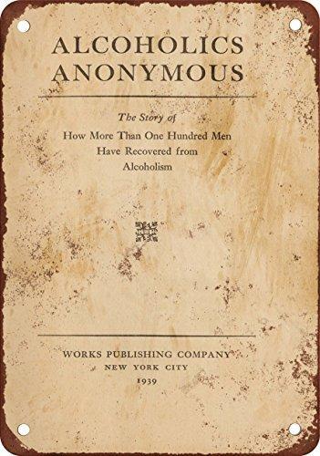 1939-alcoholicos-anonimos-first-edition-vintage-look-reproduccion-metal-tin-sign-8-x-12-pulgadas