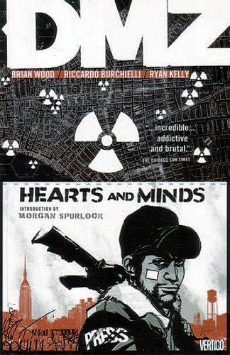 DMZ n° 9<br /> Coeurs et esprits