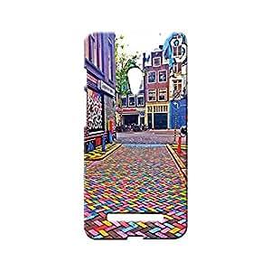 BLUEDIO Designer Printed Back case cover for Asus Zenfone 5 - G7419