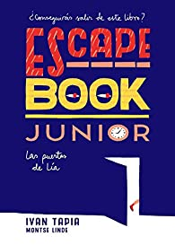 Escape Book Junior par Ivan Tapia
