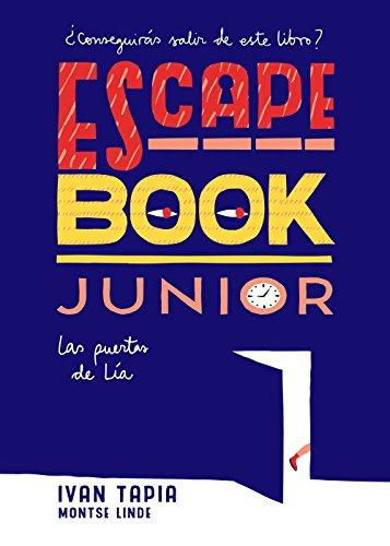 Escape Book Junior (Ocio y deportes)