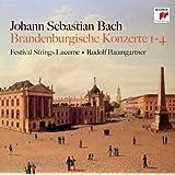Bach: Brandenburgische Konzerte 1-4