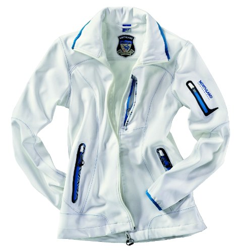 Northland Professional Cyber Amufal Veste Femme Gingembre