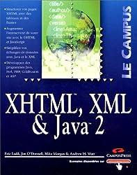 XHTML, XML & Java 2