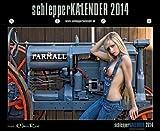 schlepperKALENDER 2014 – das Original mit den Schrauben