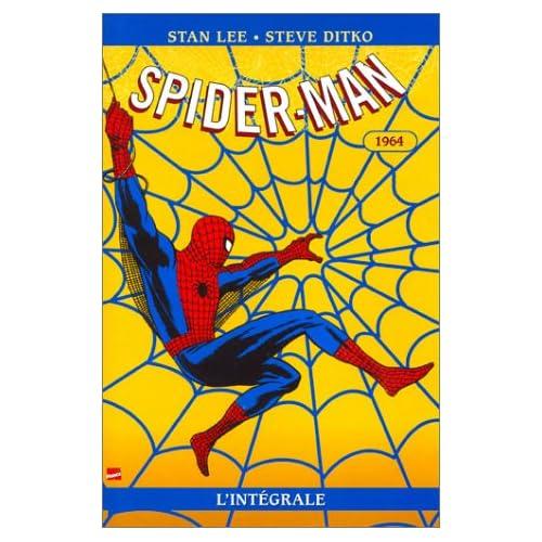 Spider-Man : L'Intégrale, tome 2 : 1964