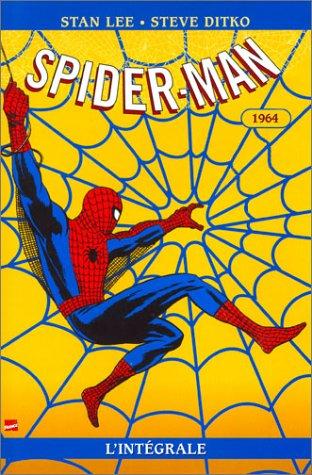 Spider-Man : L'Intégrale, tome 2 : 1964 par Stan Lee
