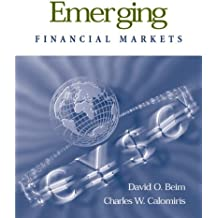 Emerging Financial Markets (McGraw-Hill Series in Mass Communication)