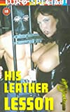 Video - His Leather Lesson [VHS]