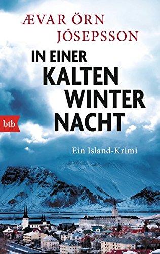 In einer kalten Winternacht: Ein Island-Krimi
