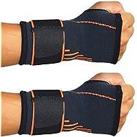 pu ran Unisex 1/Paar absorbieren Schwei/ß Handgelenk sch/ützen Gegenst/ütze Sport Fitness Armband
