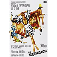 The Liquidator (1965) - Region Free PAL, plays in English without subtitles