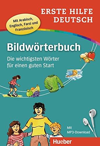 Bildwörterbuch. Erste Hilfe Deutsch, Bildwörterbuch
