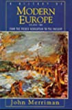 A History of Modern Europe V 2 – From the French Revolution to the Present: 002